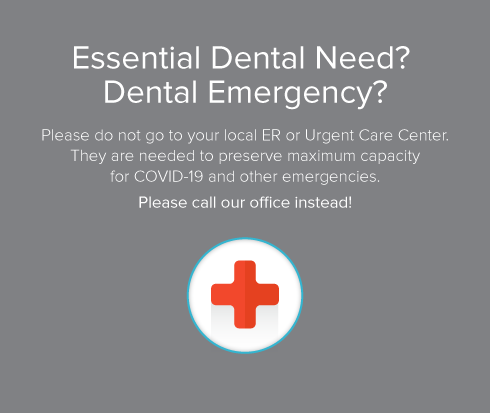 Essential Dental Need & Dental Emergency - Dentists of Gainesville